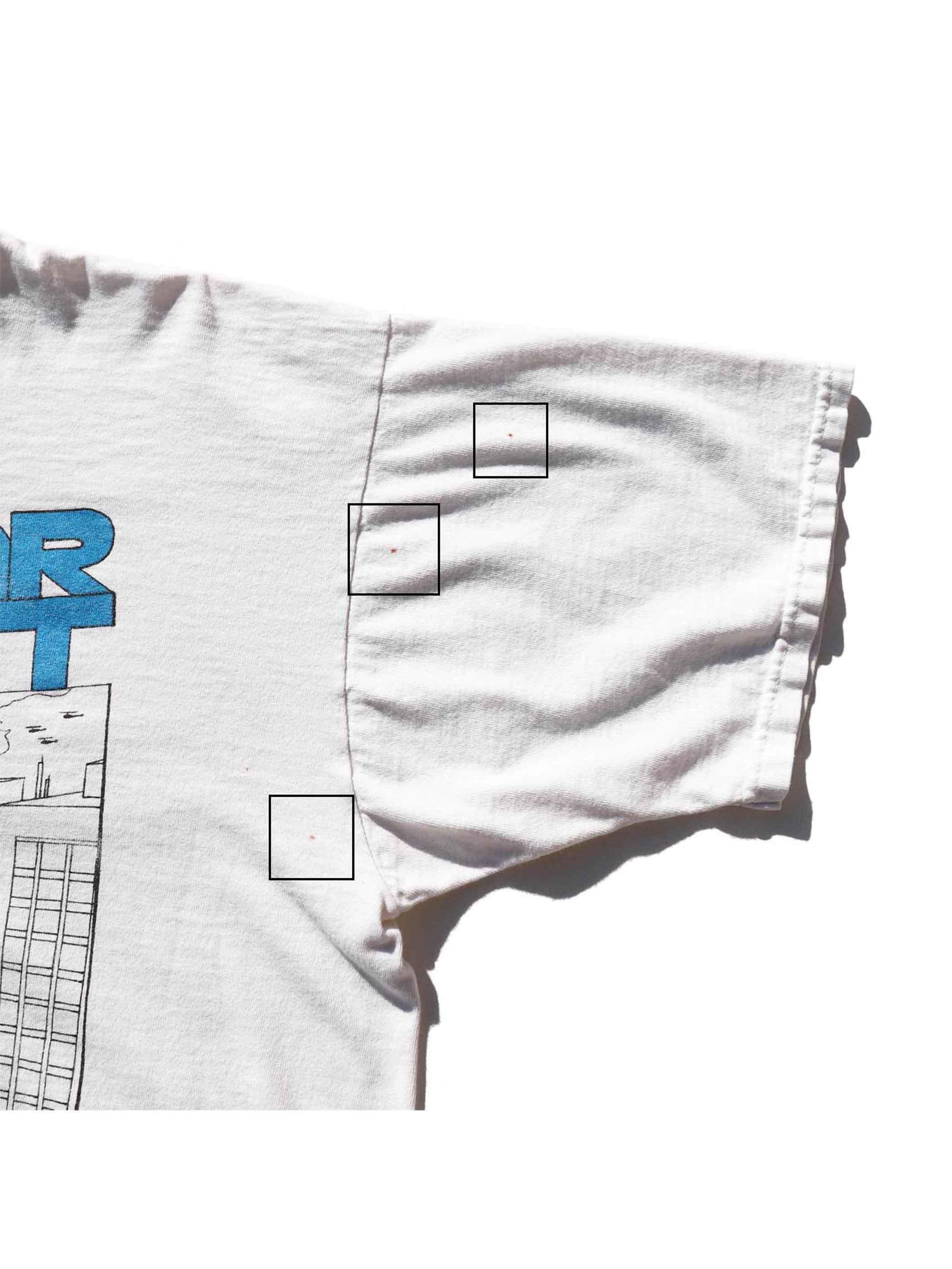 90's~ NUCLEAR RABBIT T-Shirt [XL]