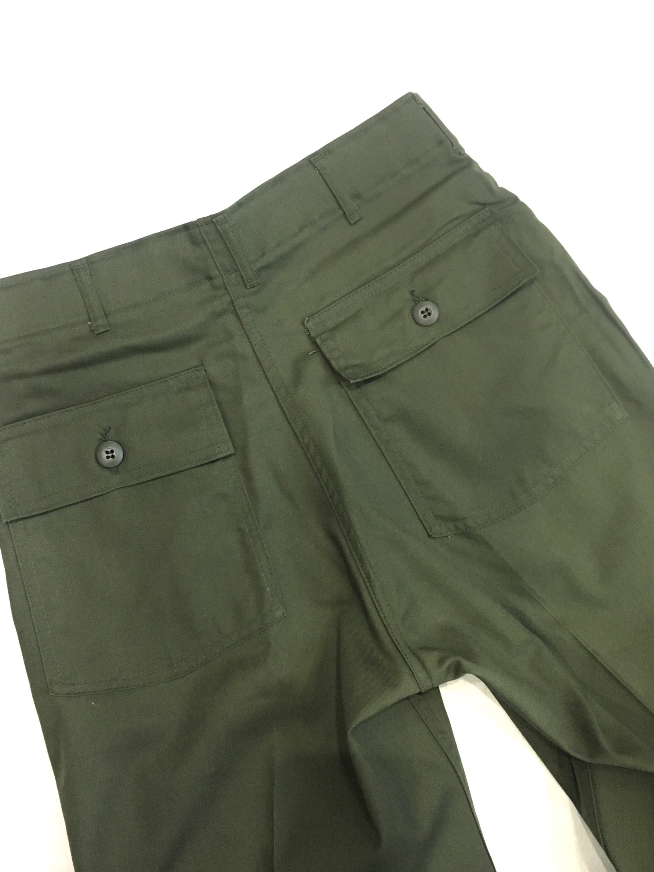 Dead stock U.S.Army utility durable press trousers