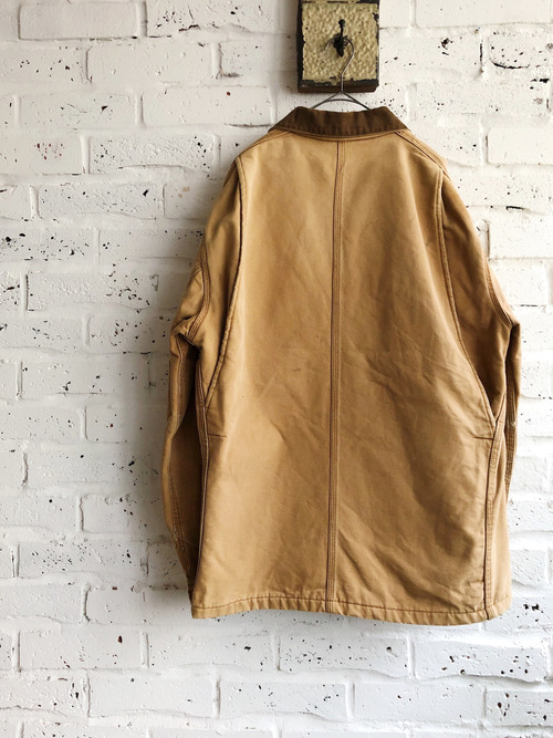 Vintage 90's USA《Carhartt》Duck Work Jacket