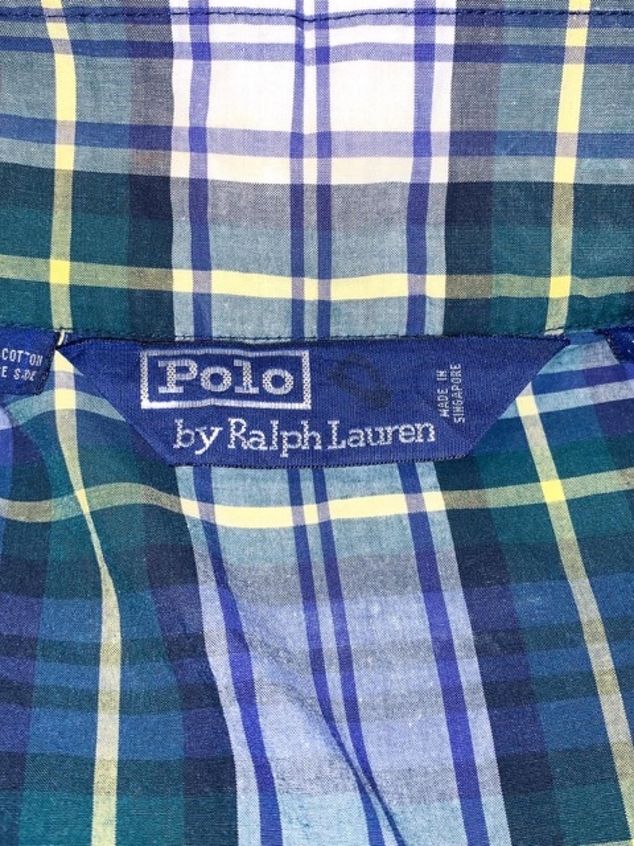 Polo Ralph Lauren ポロラルフローレン cotton jacket