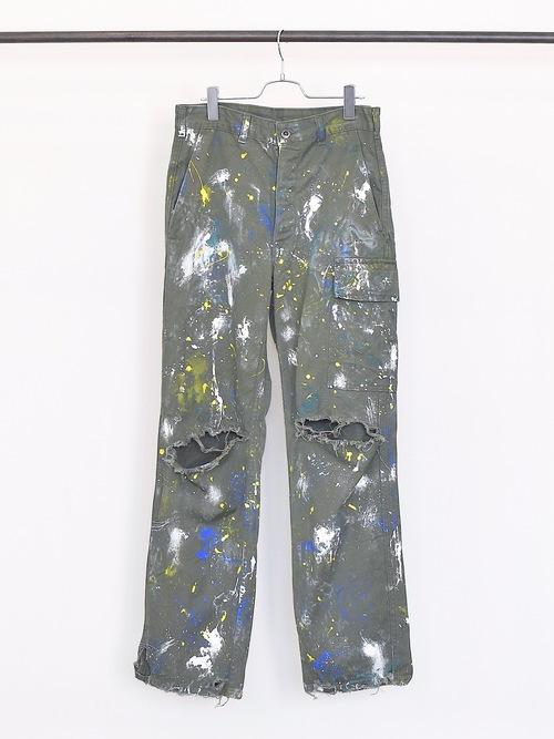 Vintage Painting Pants