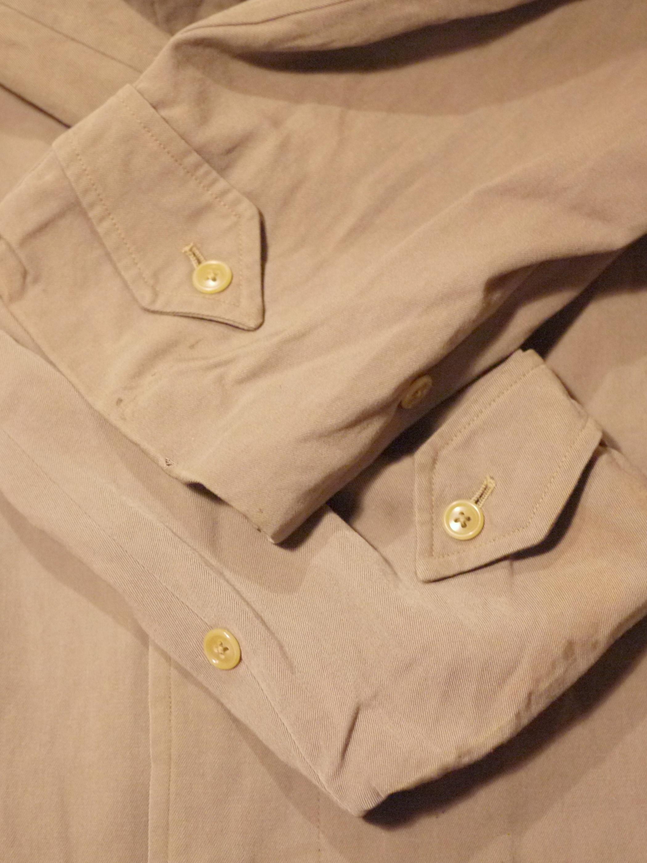 "Vintage Burberrys Balmacaan Wool Coat ""Made in England"""