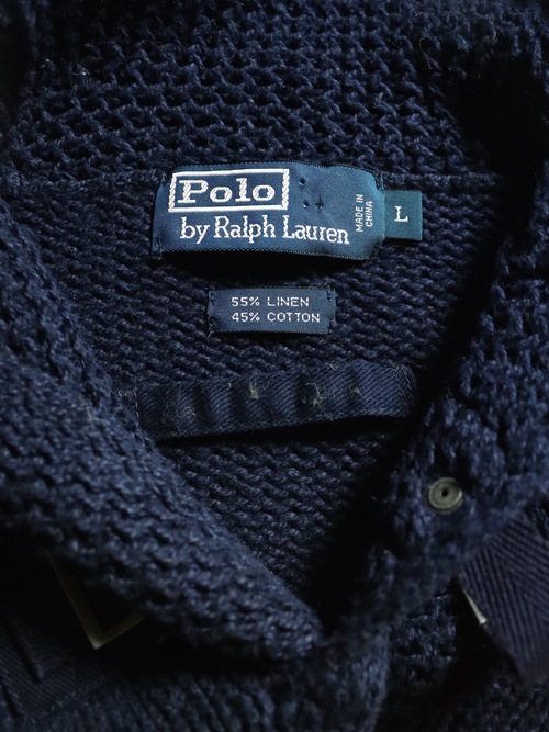 Polo by ralph Lauren Sailing Motif Knit
