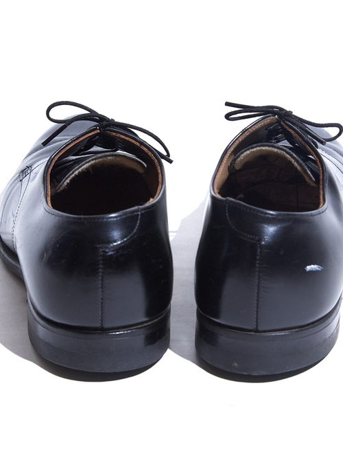 "1967y ""US NAVY"" service shoes -BLACK- <SALE¥18000→¥14400>"