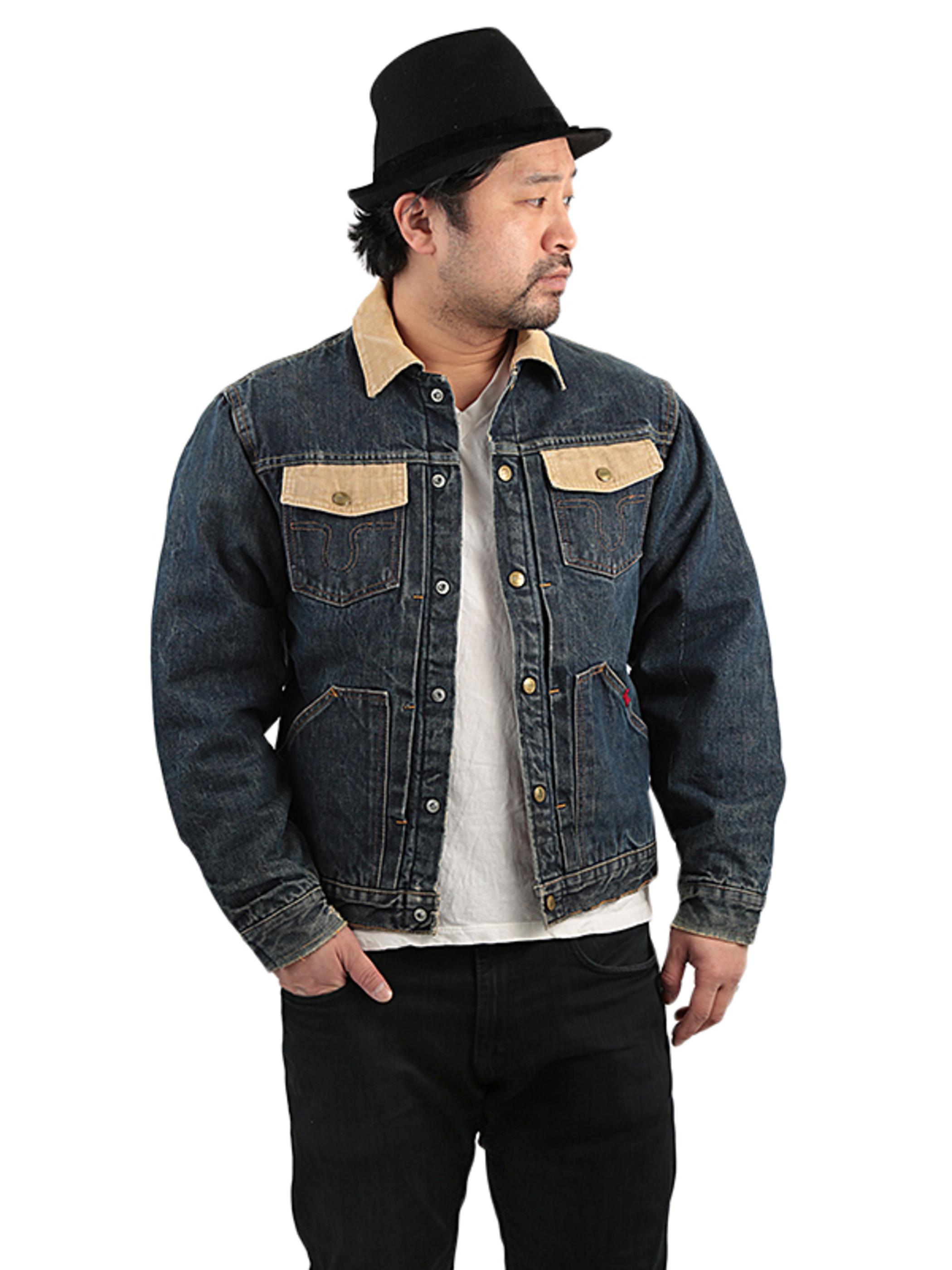 Used / Big Smith / 1970's Vintage / Denim Jacket