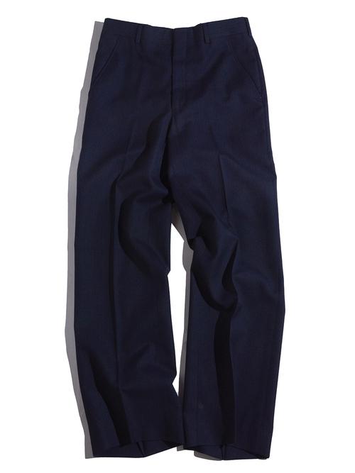 "1980s ""Christian Dior MONSIEUR"" wool 3iece suits -DARK NAVY-"