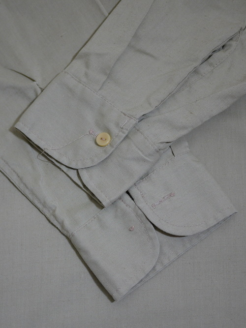 "Romania military Sleeping shirts Size48Ⅳ ""One wash"""