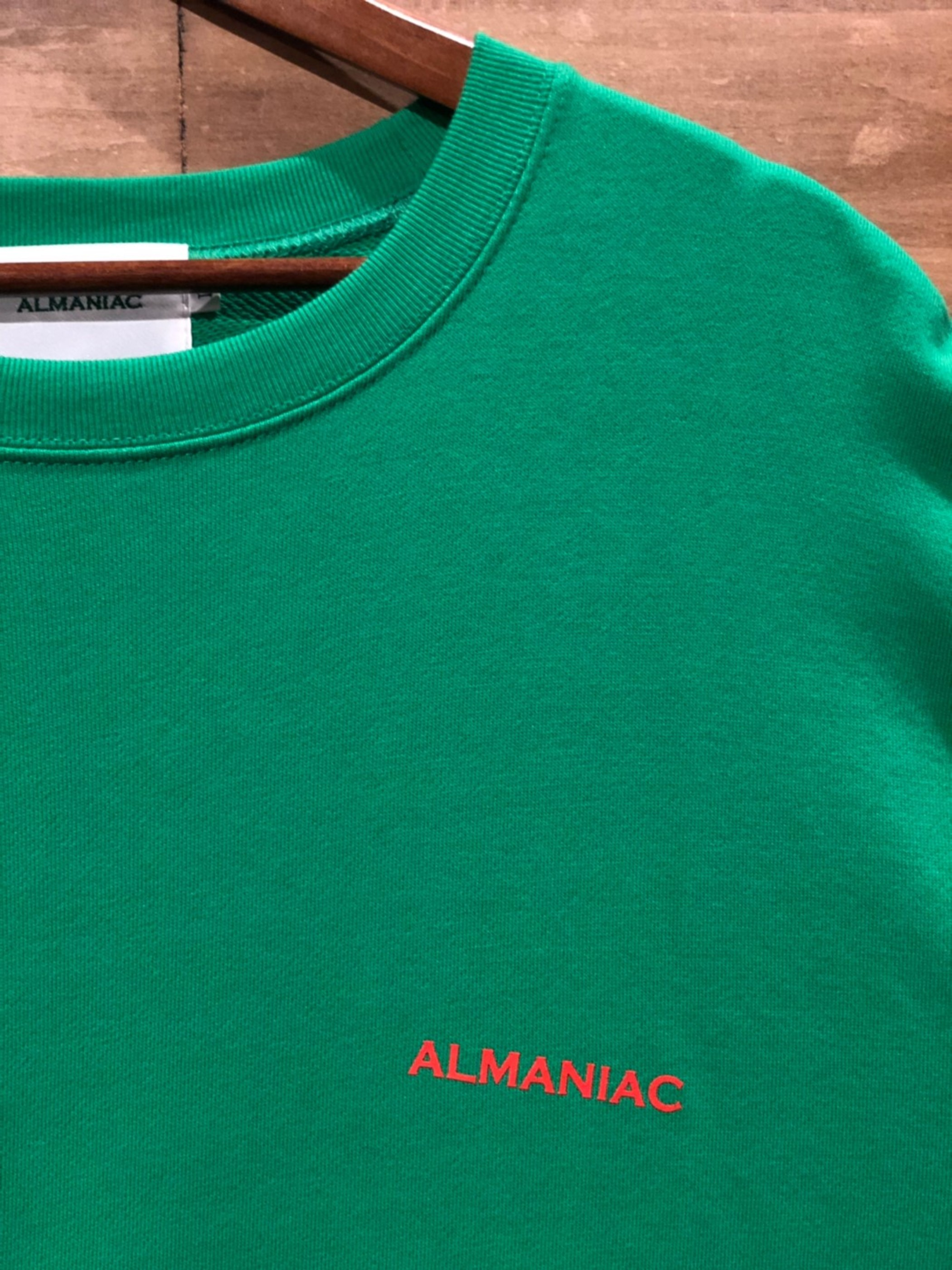 Sweat Shirt [M~XL] ALMANIAC / Flux Car