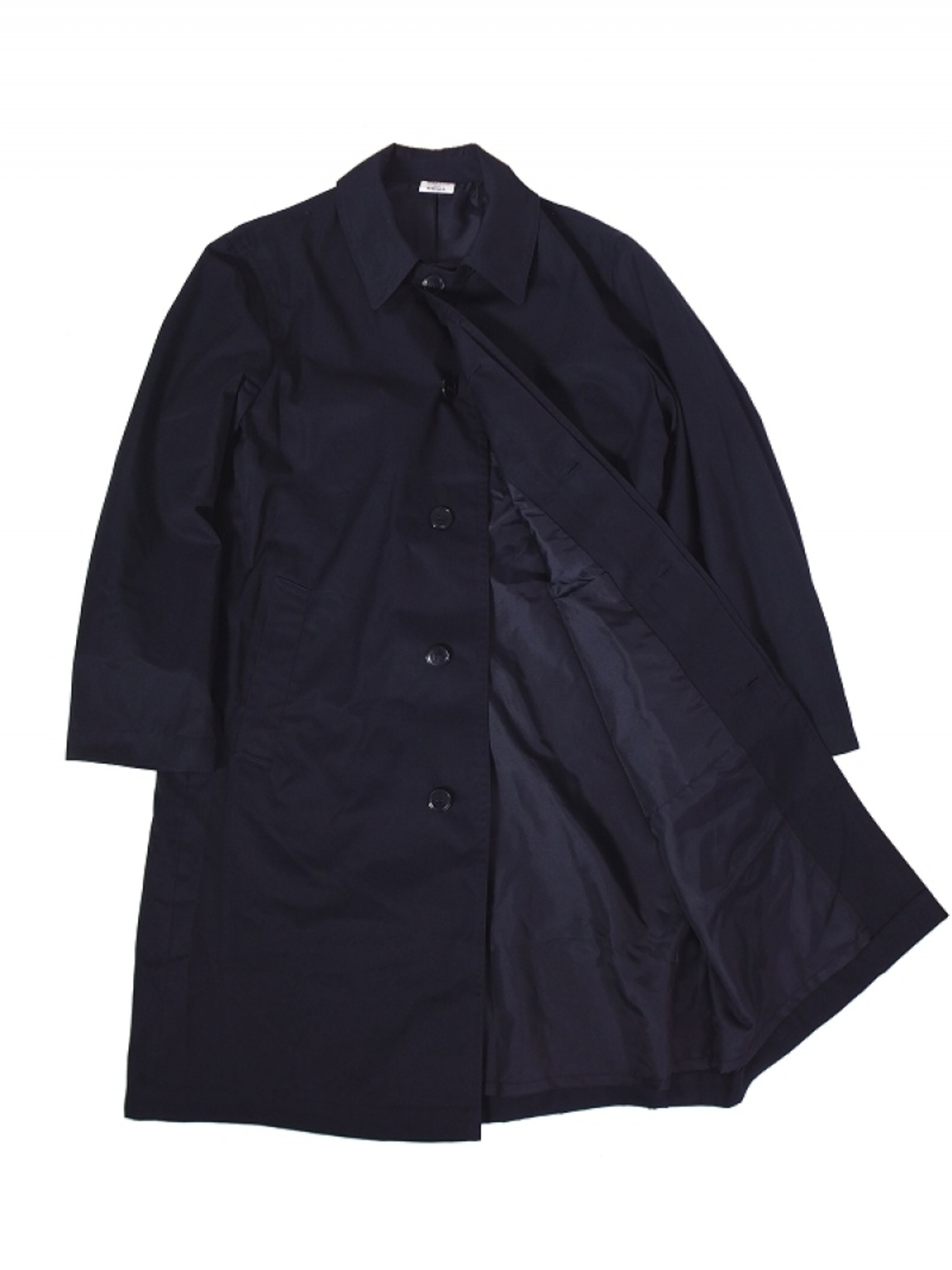FRENCH ARMY BALMACAAN COAT