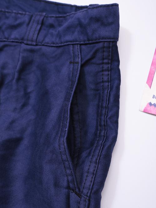 French Moleskin Trousers / Mont Kemmel