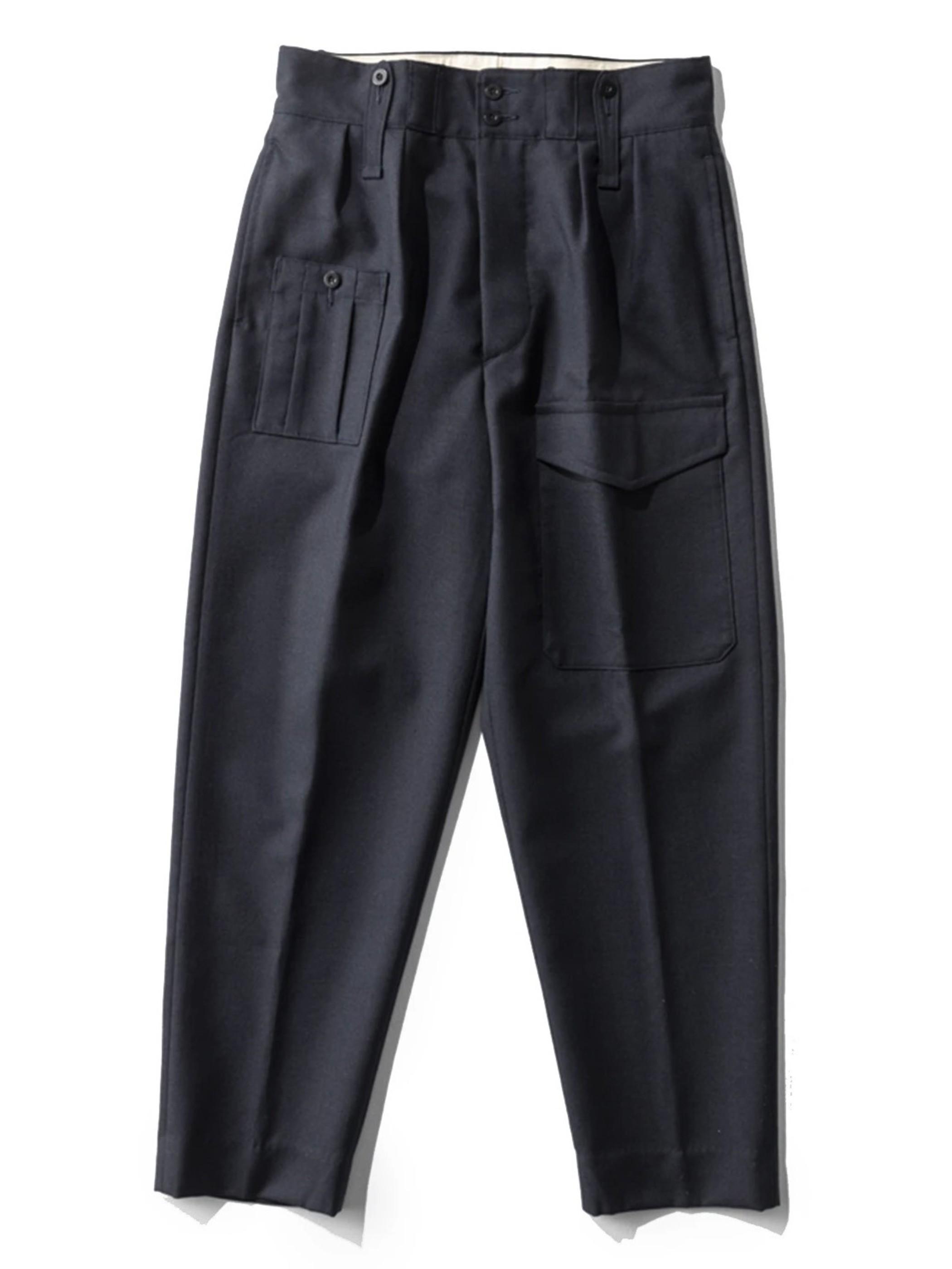 NIGEL CABOURN   British Army Pants Wool