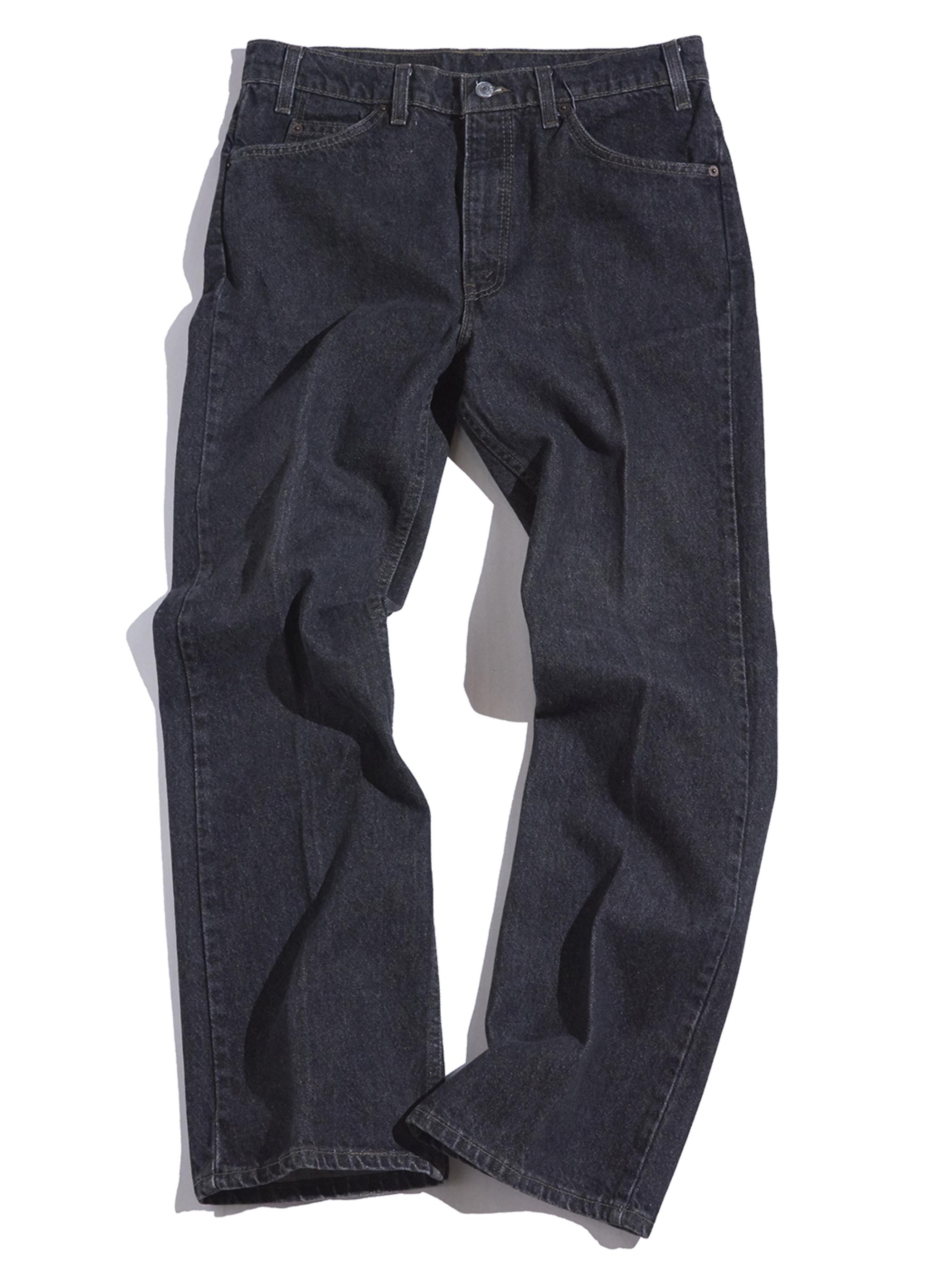 """1990s """"Levi's"""" Lot.517 black denim pants -BLACK-"""