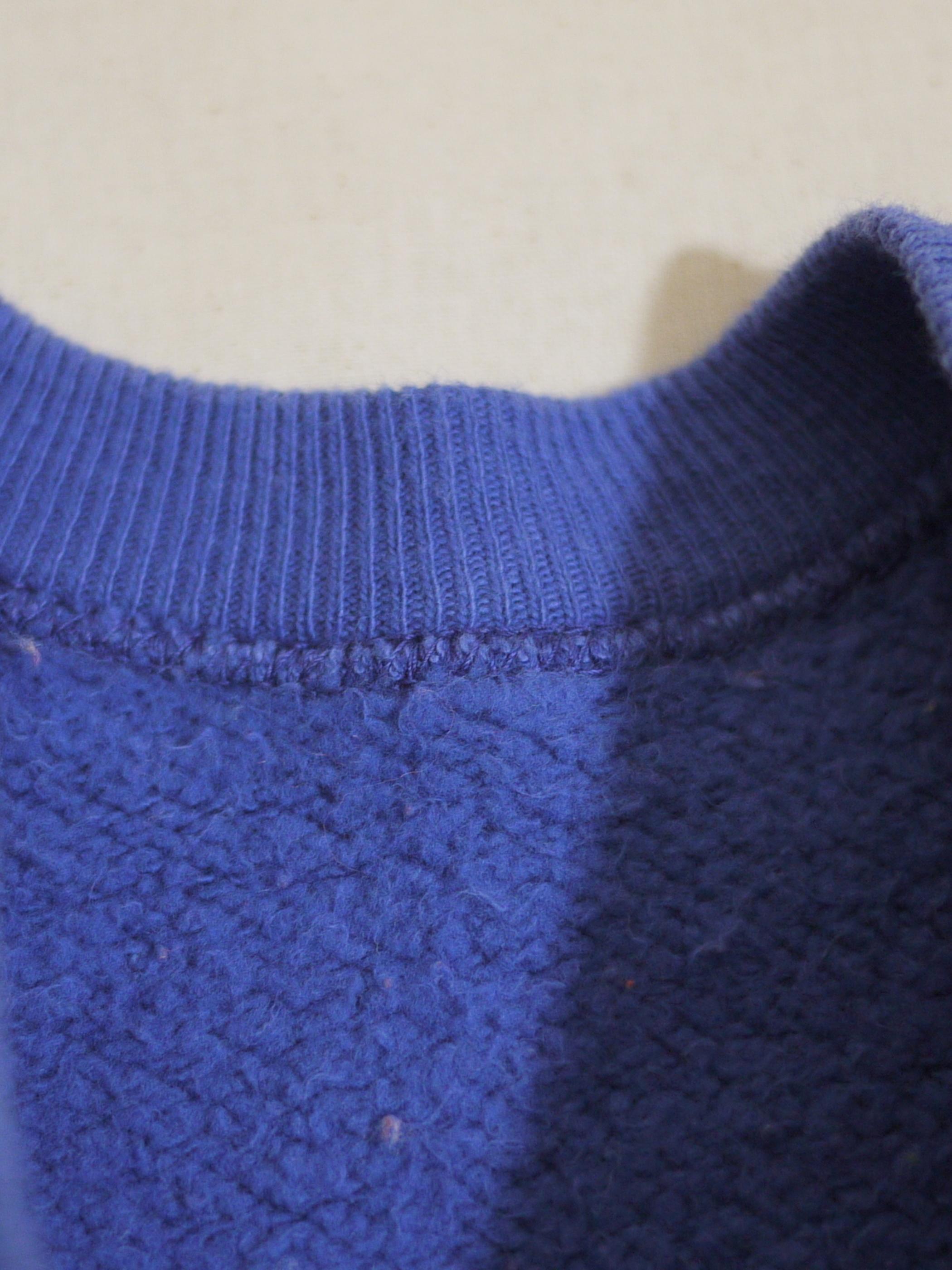 "S/S Sweat ""Blue"""