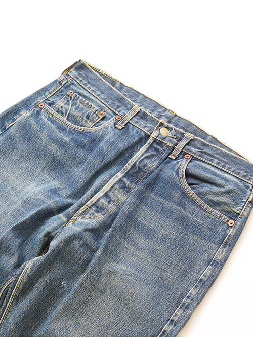 Levi's / 1950's Vintage / 501 S Type Big E / Denim Pants