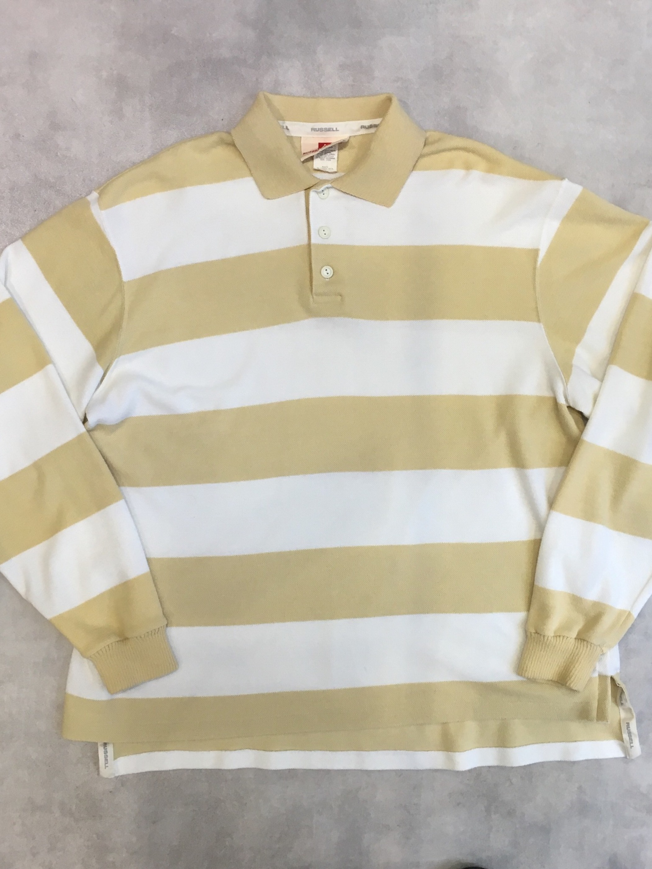 RUSSELL ATHLETIC L/S polo shirts