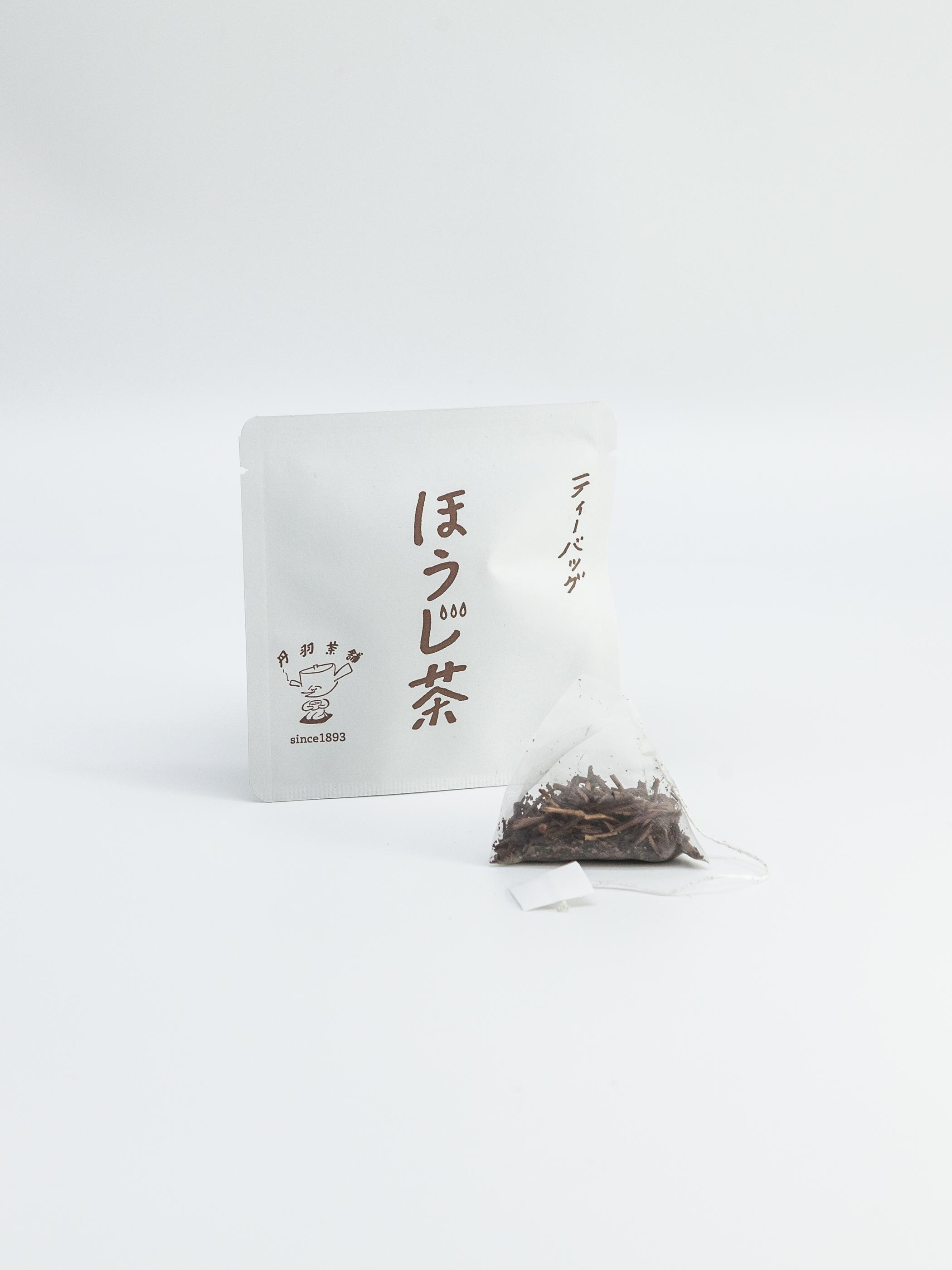 丹羽茶舗セットB【カップ&ソーサ-1個×ティーバッグ3個】