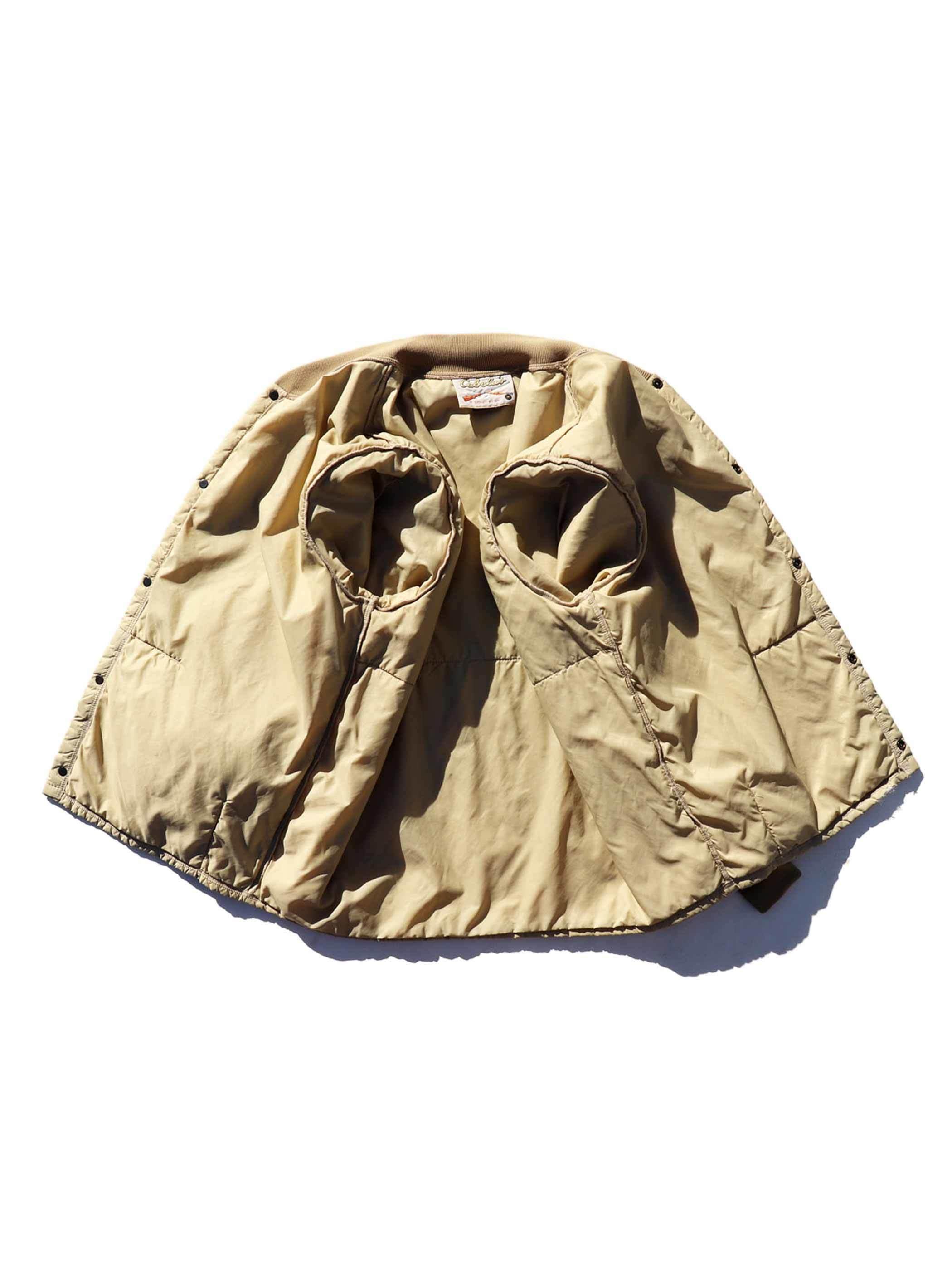 80's CABELA'S シンサレート パディングジャケット [XL]
