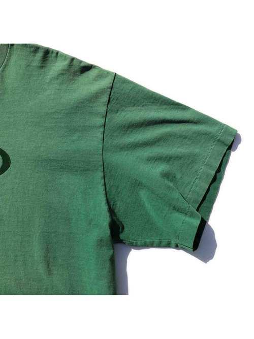 90's LEVI'S USA製 オーバルロゴ プリントTシャツ [L]