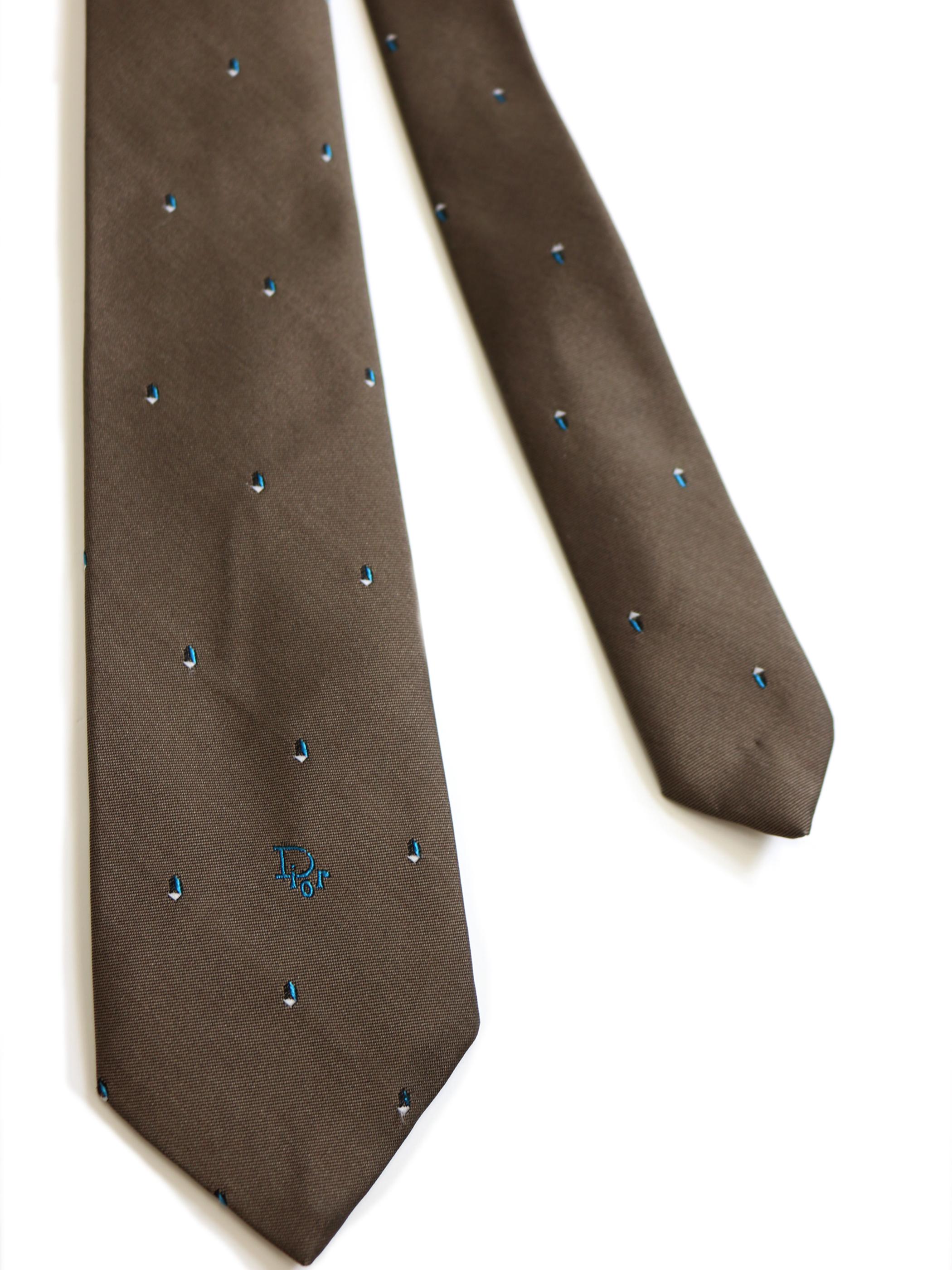 Vintage Christian Dior Tie