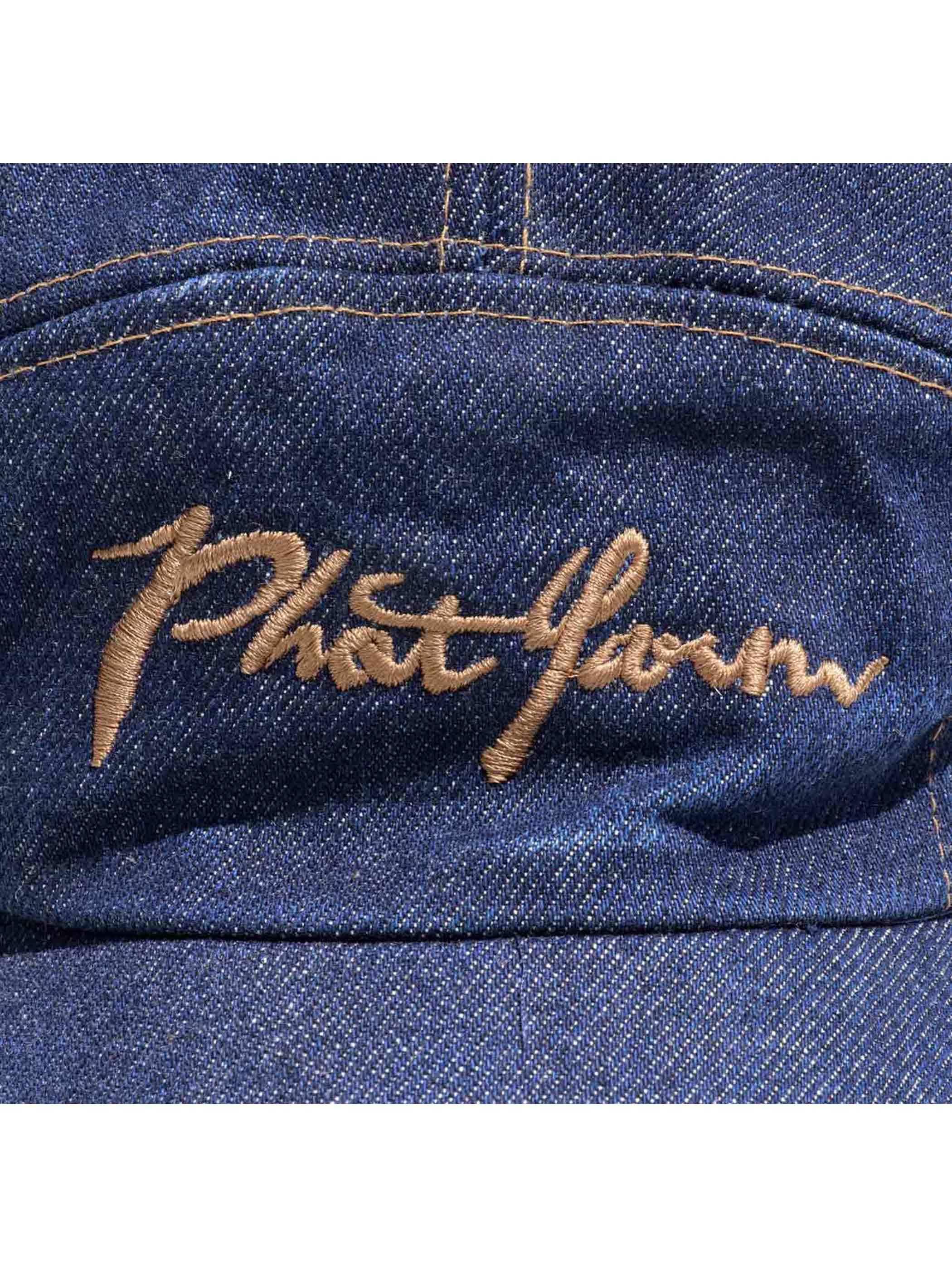 90's PHAT FARM デニム ジェットキャップ [M-L]