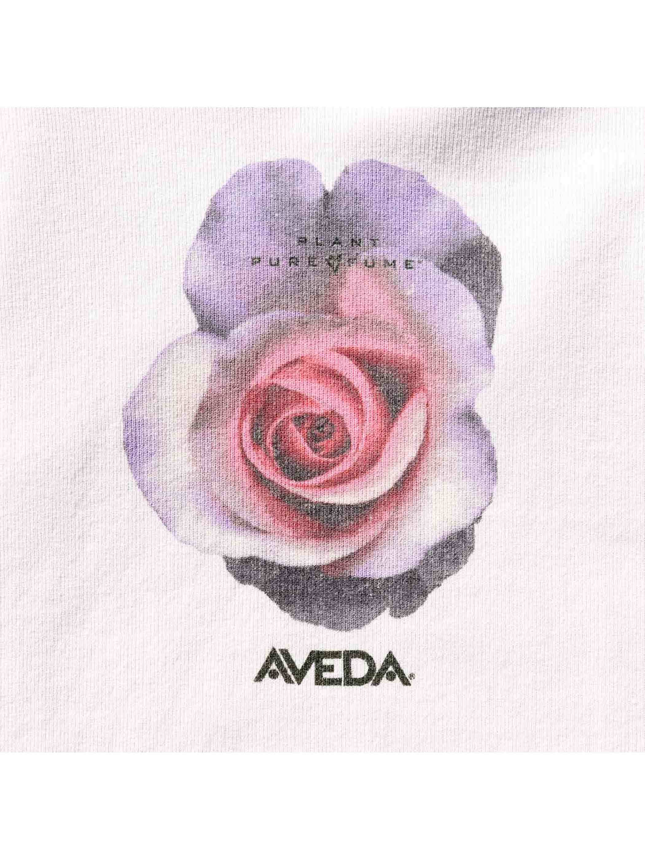 "90's~ AVEDA ""PLANT PURE-FUME"" USA製 スウェット [XL]"