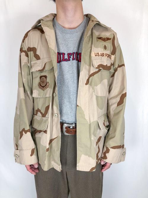 U.S.MILITARY desert camouflage B.D.U. jacket