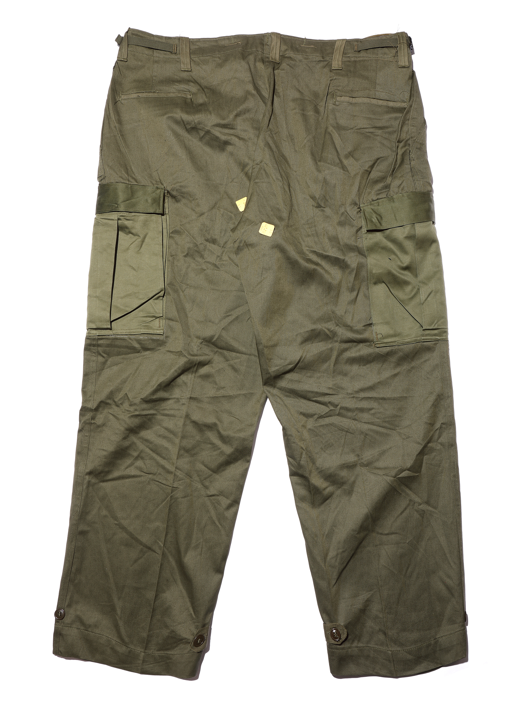1940-50's U.S. Army / M-43 Modified Trousers