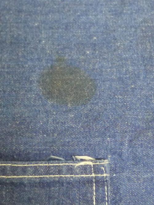 Sears 1960's Denim apron