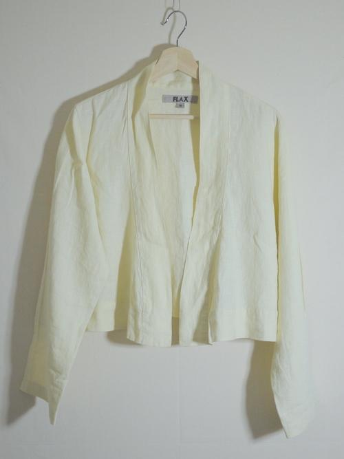 FLAX Linen jacket SizeS