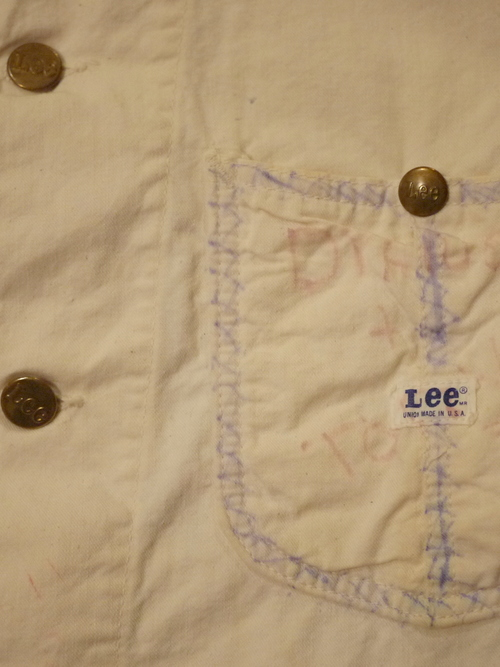 Lee 1970's Coverall