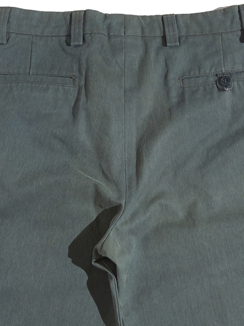 "1990s ""DOCKERS"" K-1 KHAKIS army slacks -GREEN-"
