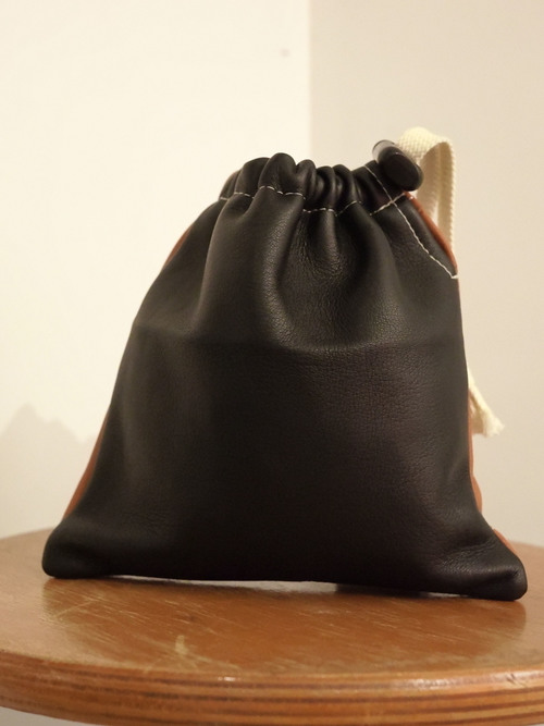 LEATHER Assort Pouch (S)