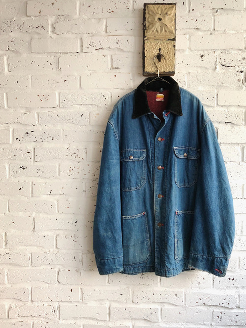 VIntage 60's PENNEY'S / PAY-DAY Coverall Jacket