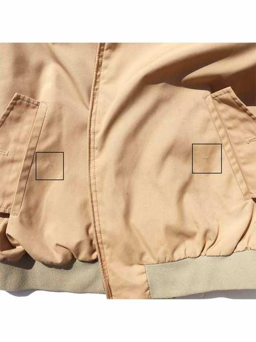 80's BARACUTA BY VAN HEUSEN G9 Harrington Jacket [44R]