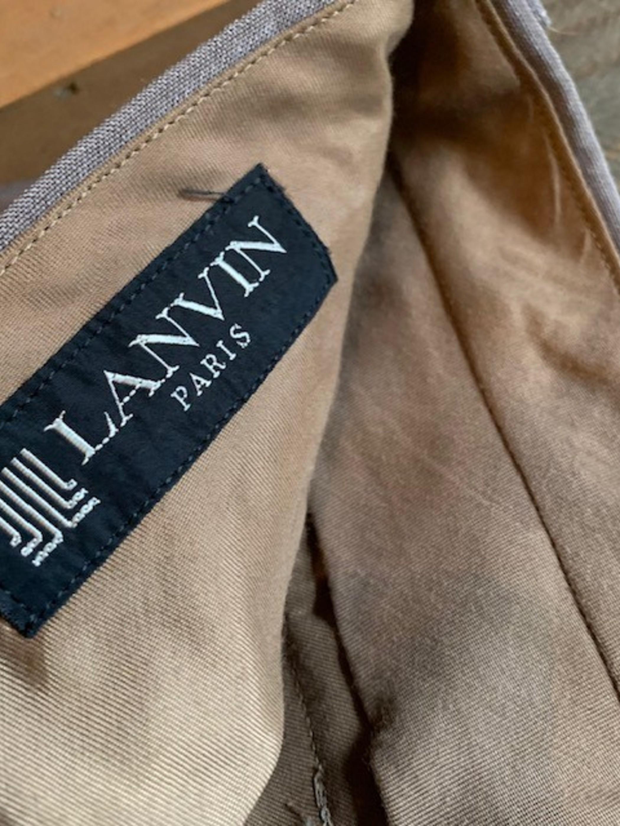 80~90s LANVIN スラックスパンツ