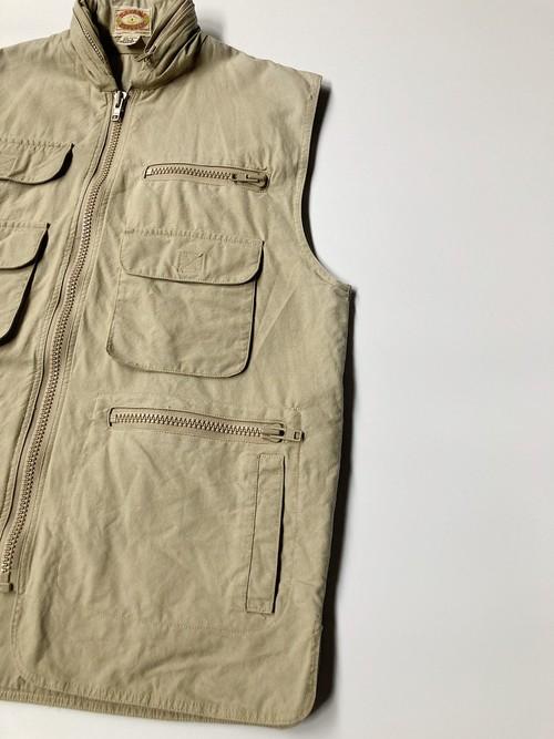 BANANA REPUBLIC safari vest 80s