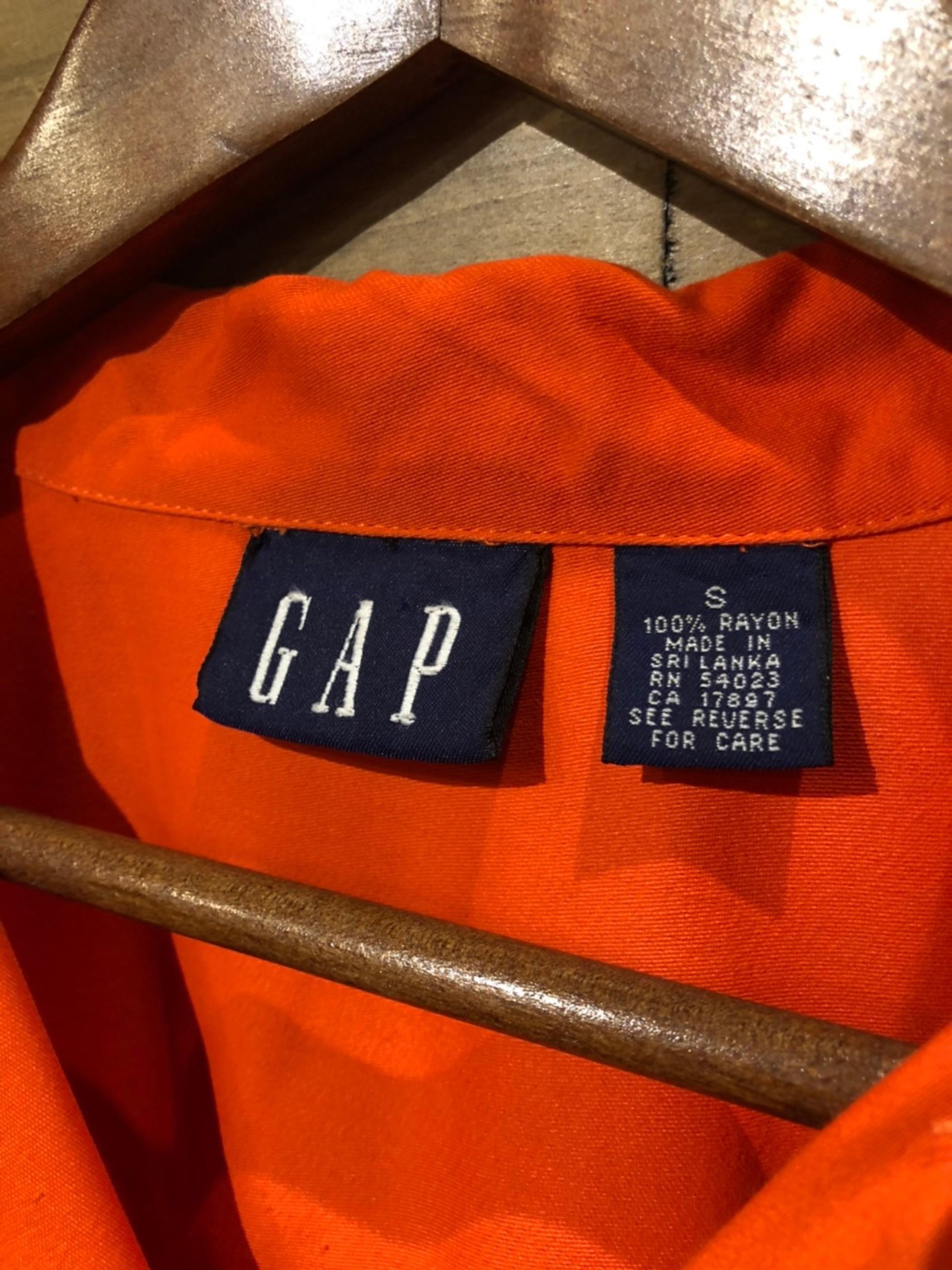 シャツ [ladies S] GAP