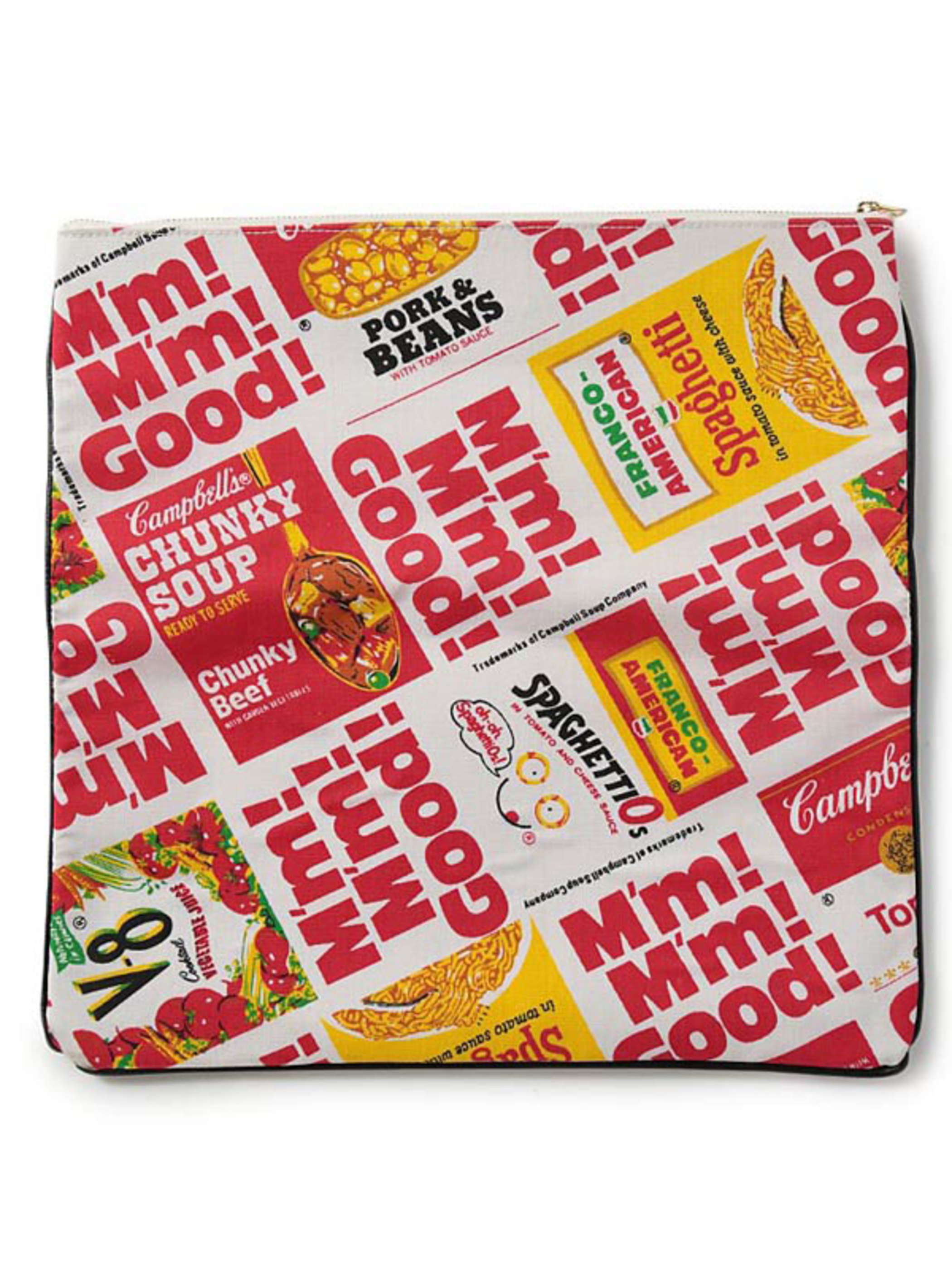 No.4 / Campbell Soup Clutch Bag