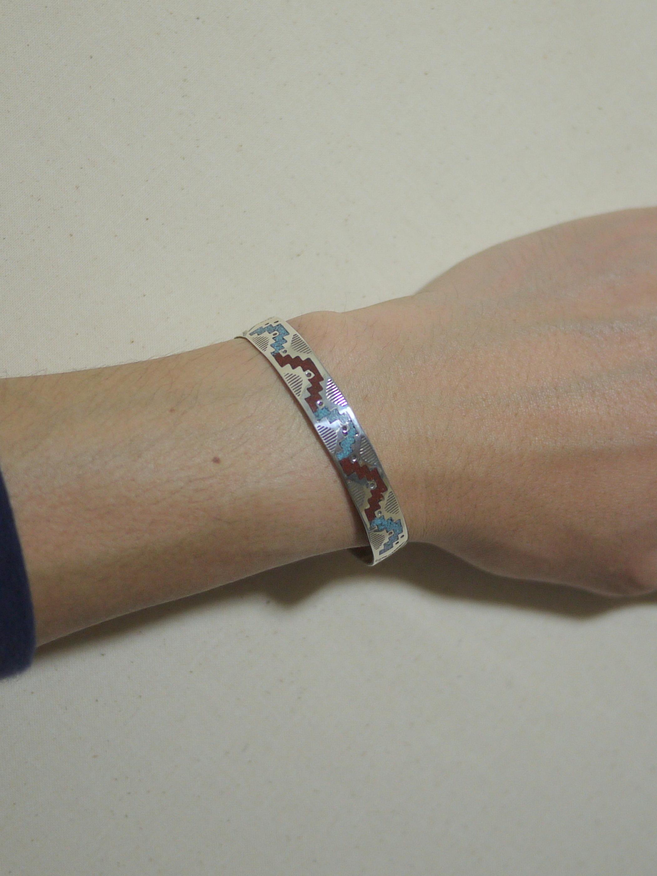 "NAVAJO Bracelet ""Raymond Begay"" #3"