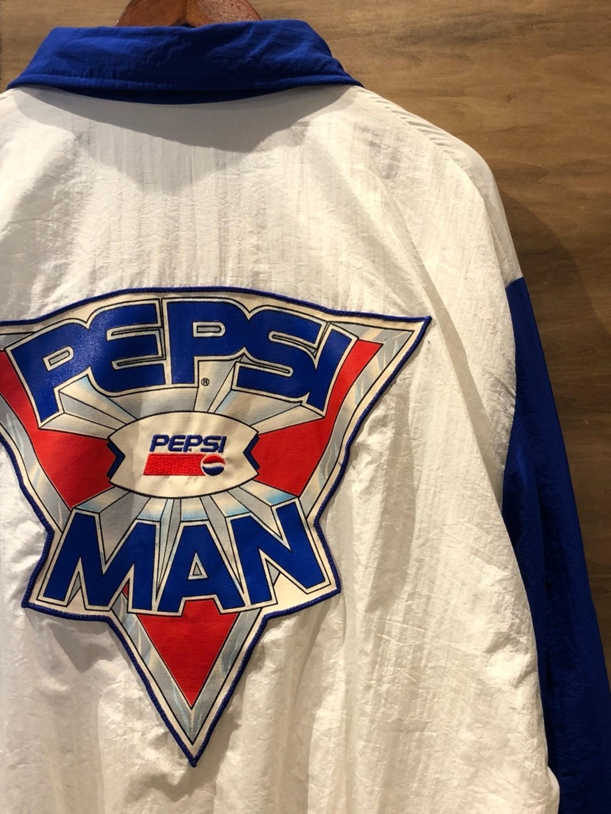 ジャケット [XL]  90's PEPSI MAN