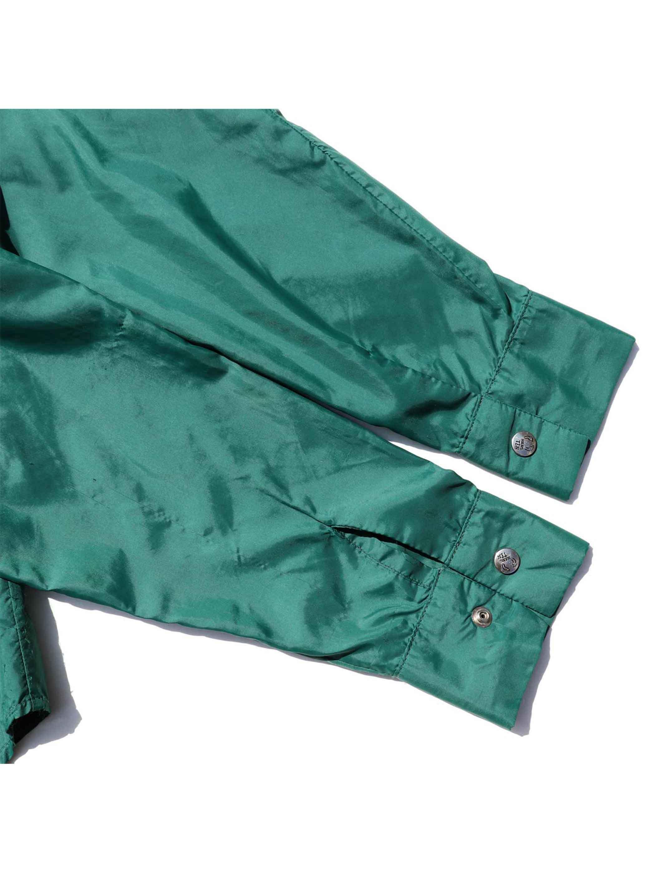 70's HANG TEN ナイロン L/Sシャツ [M]