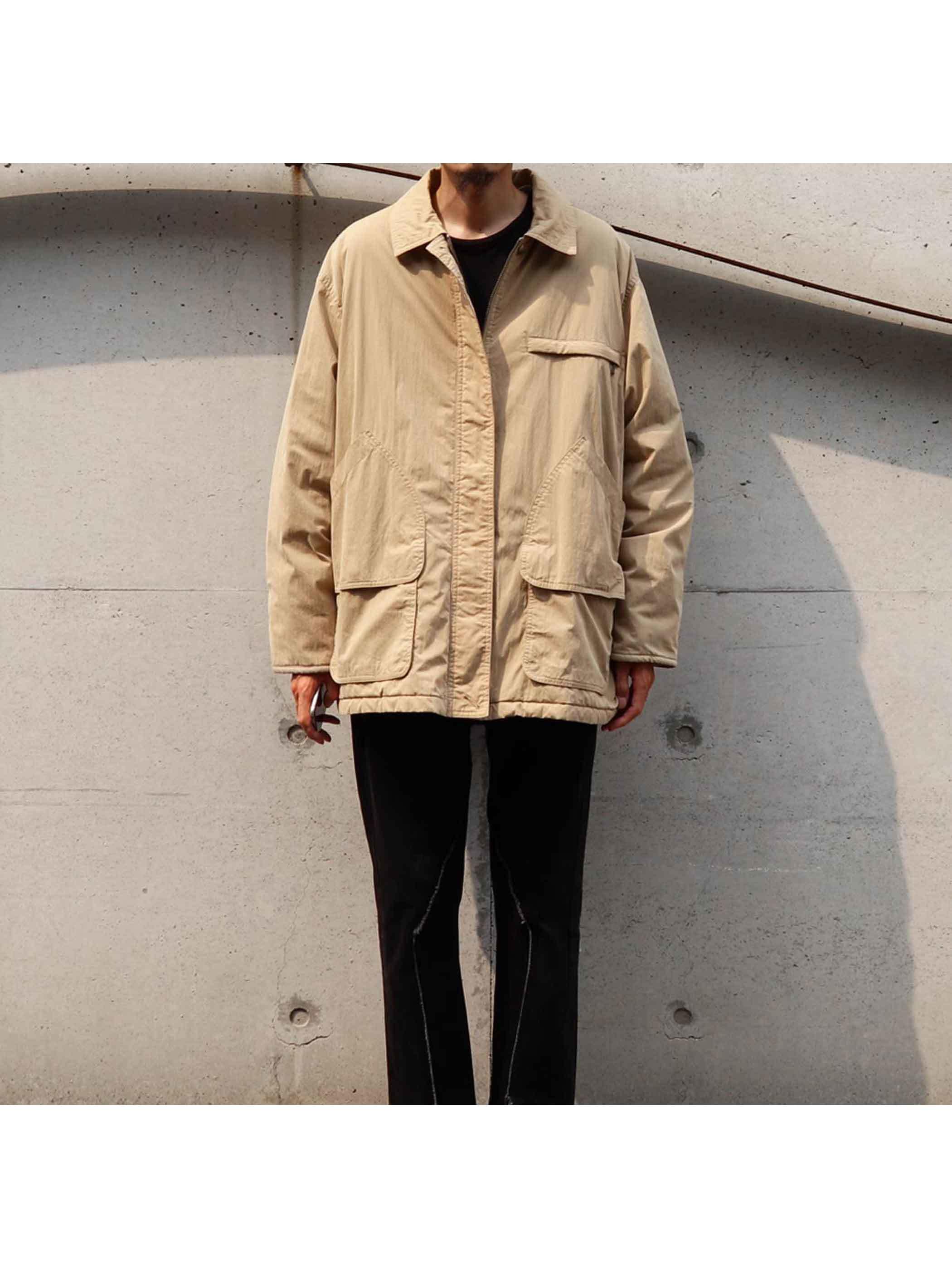 90's TIMBERLAND ハンティングスタイル パディングジャケット [XL]