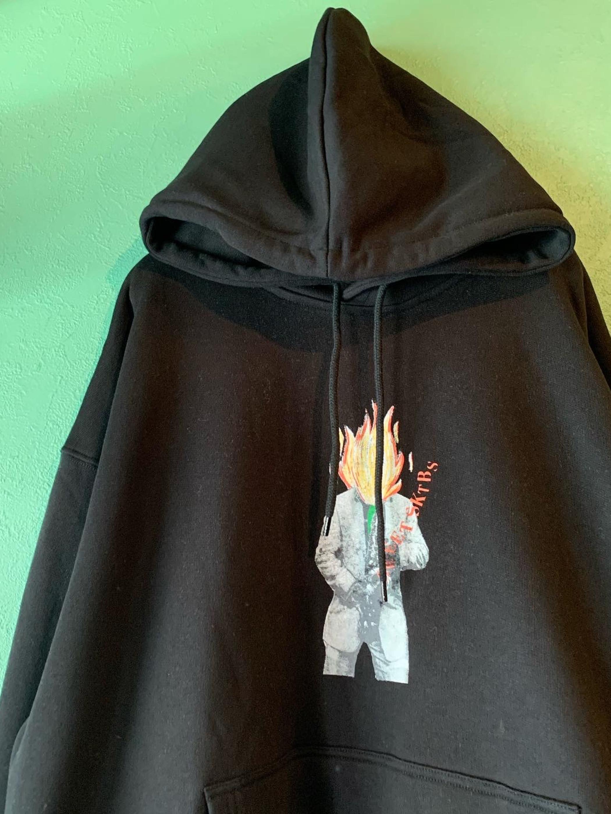 【NEW】SWEET SKTBS Big loose hood