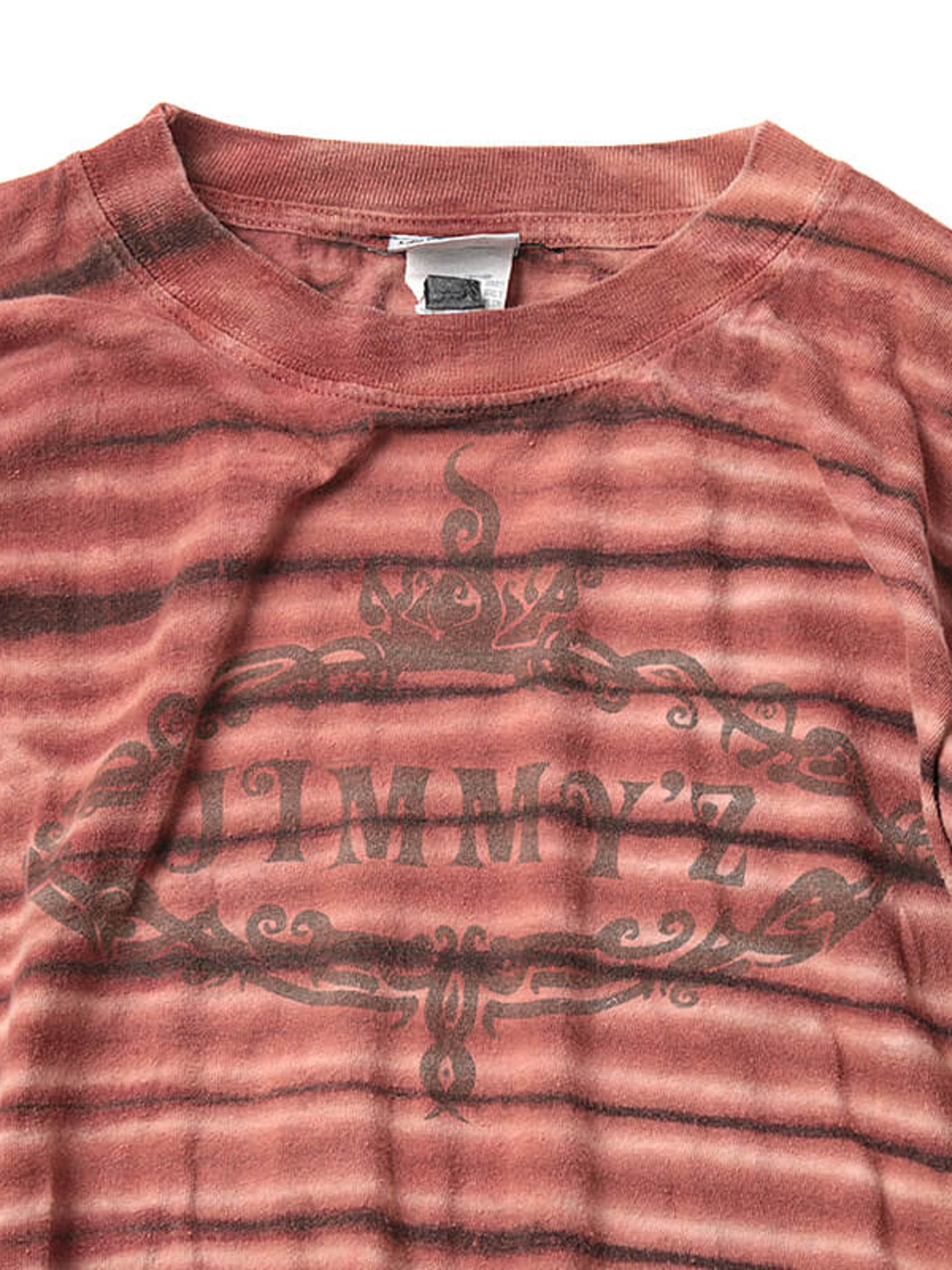 Used / Jimmy's / 1980's Vintage / T-shirt