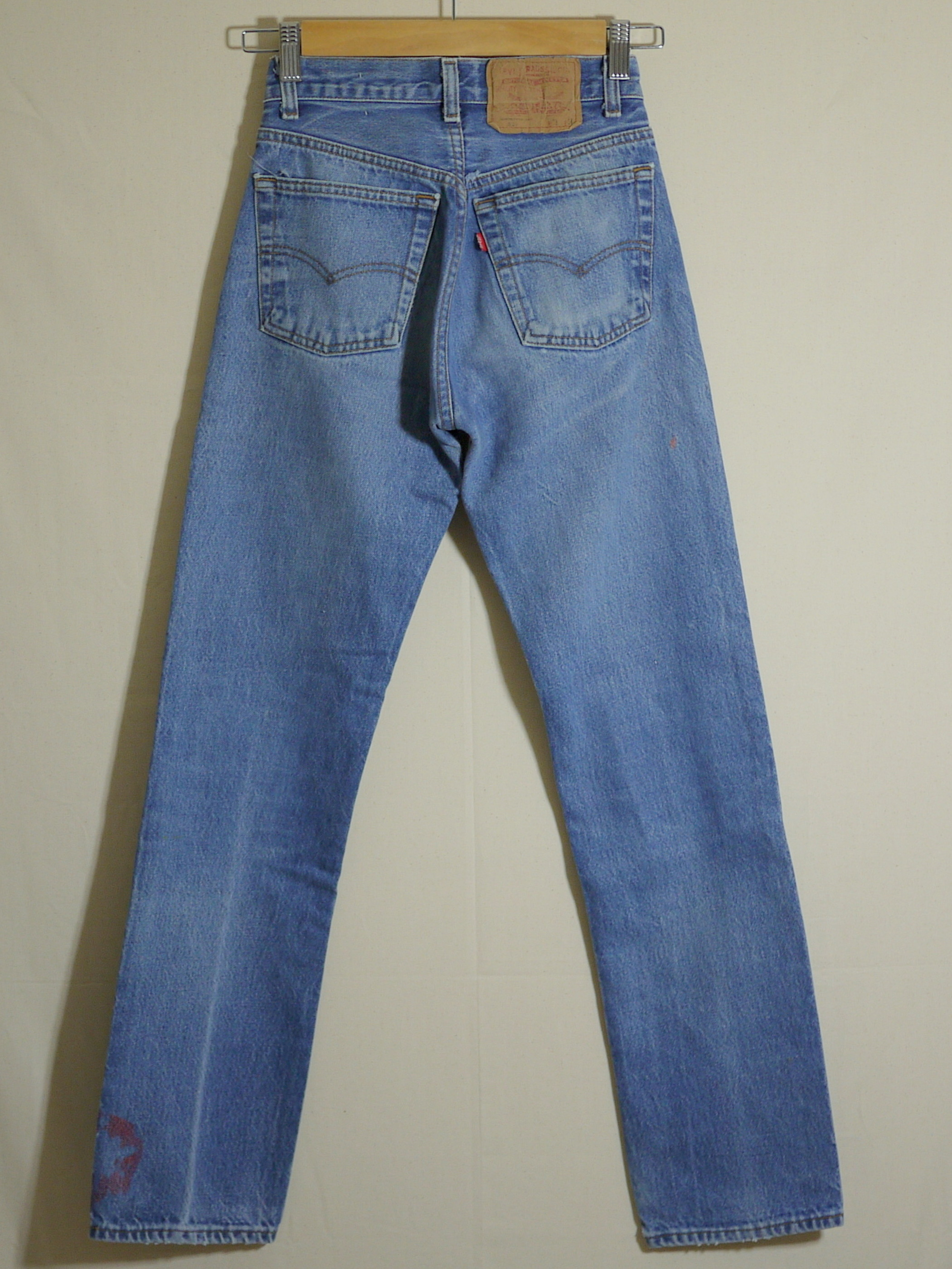 "Levi's 1990's 501 W27 ""Made in USA"""