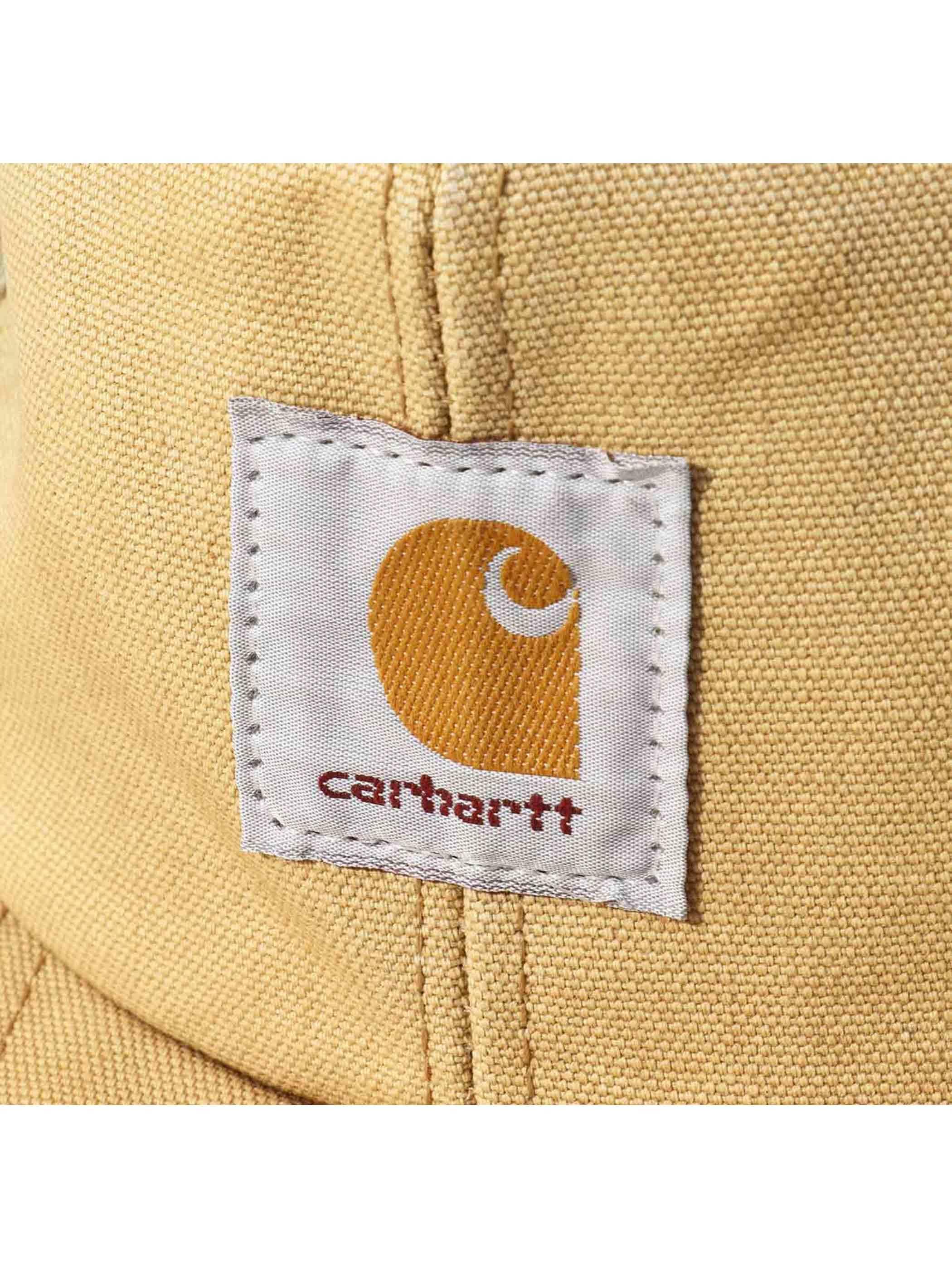 90's CARHARTT USA製 コットンダック メッシュキャップ [FREE]