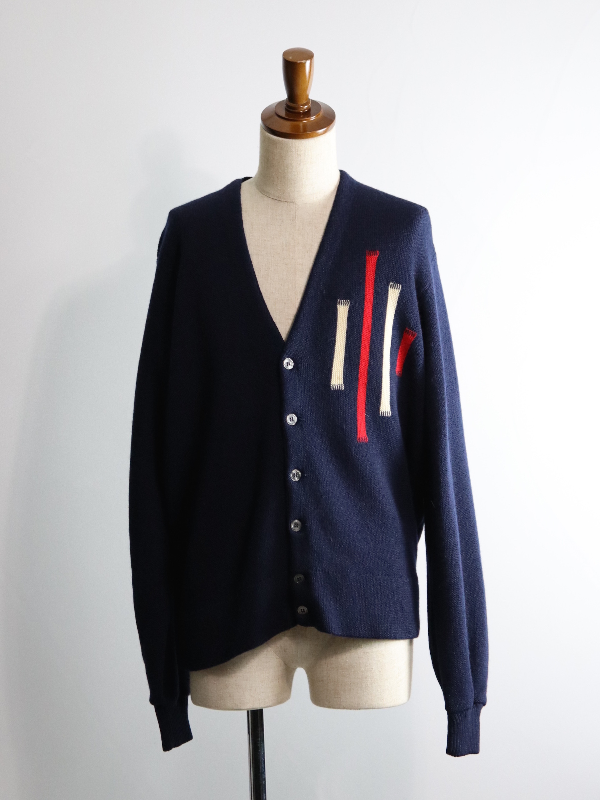 1960~70's Lytton's Lettered Cardigan
