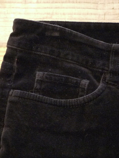 Ralph Lauren Velor pants Size6P