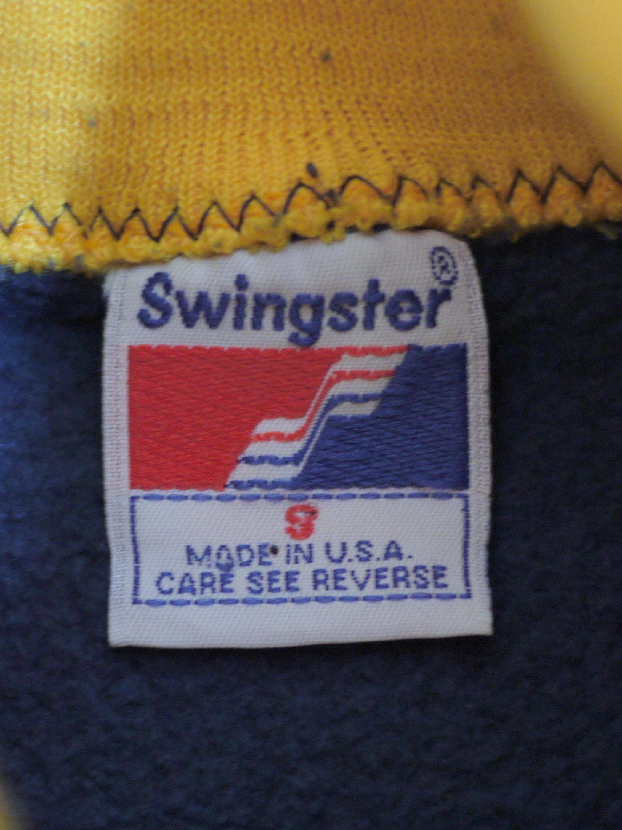 Swingster 1990's Sweat SizeS