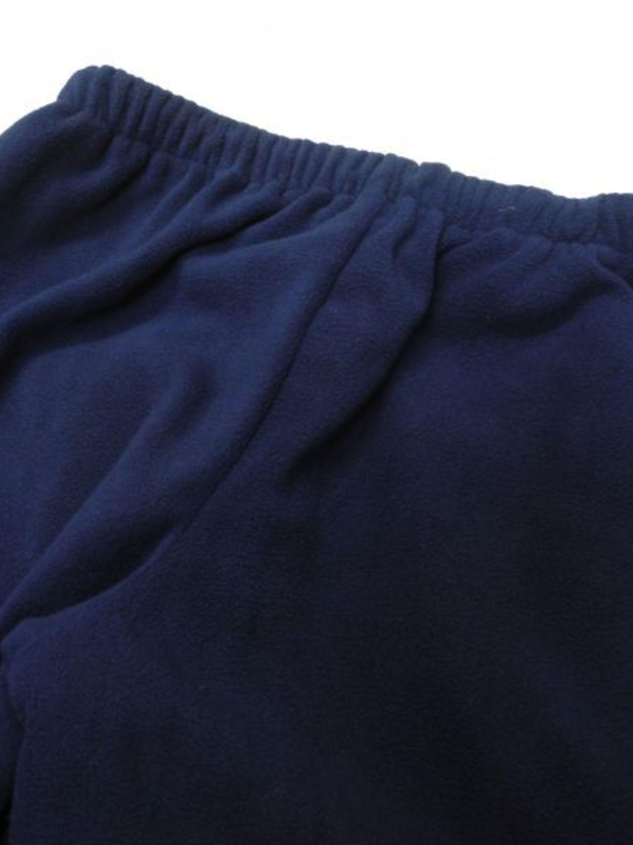 Samco Freezerwear FLEECE×CORDURA PANTS NAVY
